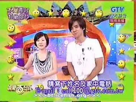 2006-08-31 娛樂百分百Live 奶奶不喜歡小豬