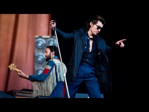 The Last Shadow Puppets - Calm Like You @ T in the Park 2016
