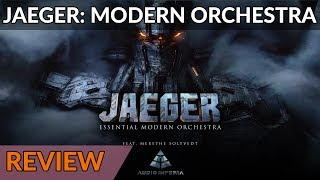 Audio Imperia Jaeger - The Essential Modern Orchestral Library | Review