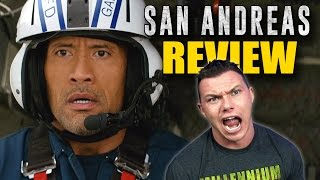 SAN   ANDREAS – Movie Review
