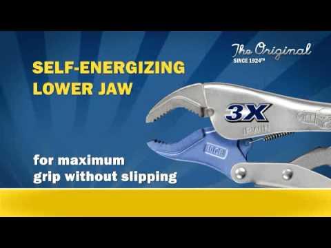 Irwin Visegrip Adjustable Wrench
