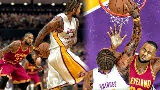 POSTERIZING & EMBARRASSING LEBRON JAMES! NBA 2K17 My Career Gameplay Ep. 56