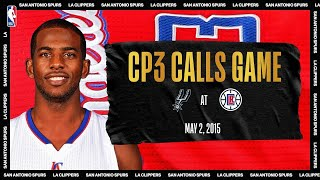 CP3 Calls Game | #NBATogetherLive Classic Game