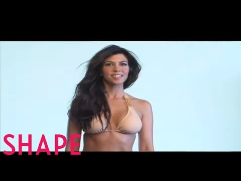 Behind the Scenes at the Kourtney Kardashian Cover Shoot