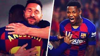 Mais qui est Ansu Fati, la nouvelle pépite du Barça ? | Oh My Goal