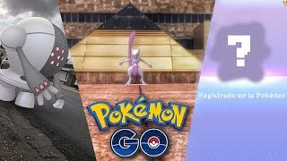 NUEVO REGIONAL, REGISTEEL Y MEWTWO!! | 653 | Pokemon GO