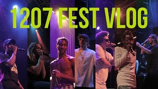 1207 Fest Vlog (House of Blues, San Diego)