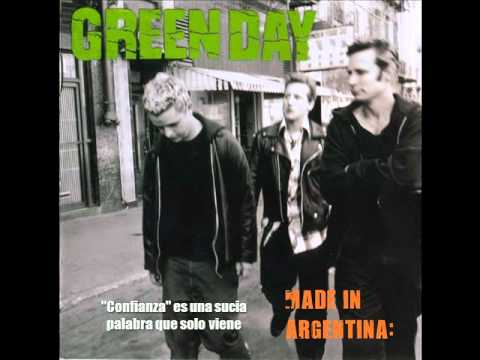 Green Day - Church on sunday (subtitulado)