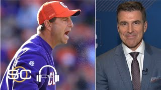 Clemson will be furious about No. 5 ranking - Rece Davis | SC with SVP