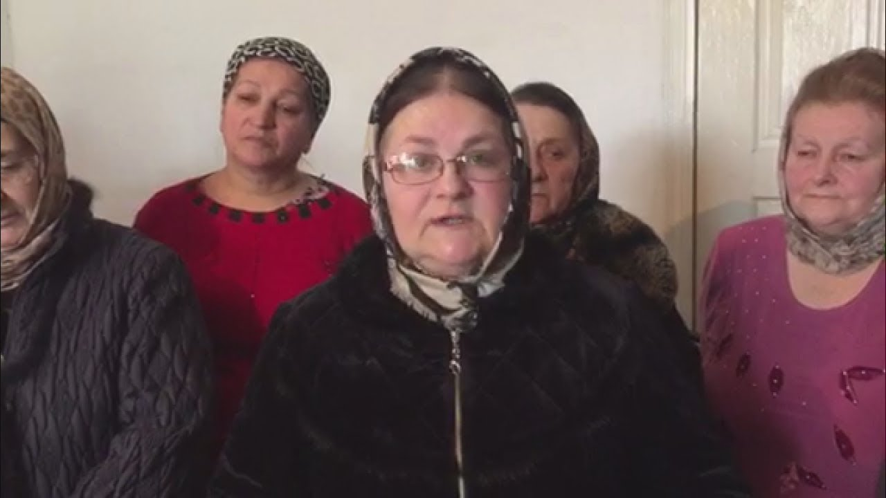 Беженцы из Чечни обратились за помощью к Путину