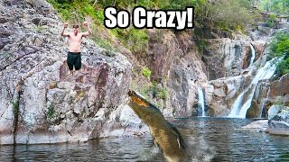 Crocodile Attacks - Most Epic Vlog Ever!