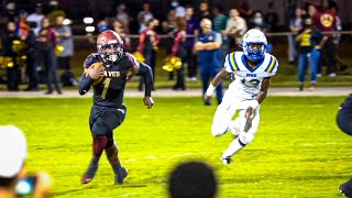THIS HS QUARTERBACK IS THE BEST RUNNER IVE EVER SEEN.. (LAMAR JACKSON V2)