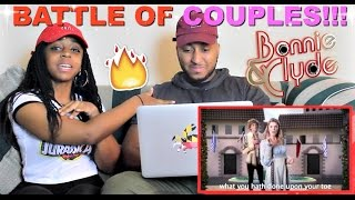 """Epic Rap Battles of History """"Romeo and Juliet vs Bonnie and Clyde"""" Reaction!!!"""