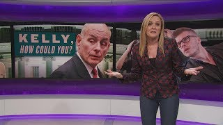John Kelly Is NOT The Adult | November 1, 2017 Act 1 | Full Frontal on TBS