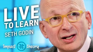 How to Be a Linchpin | Seth Godin on Impact Theory