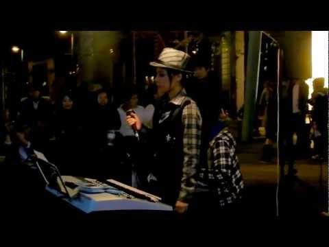 20111204  曼青演唱-可惜你不在  (原唱: 戴愛玲)