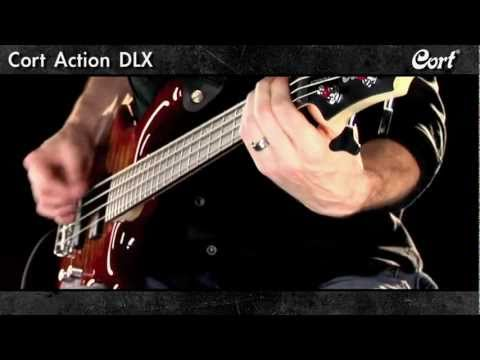Cort Action Bass 5 String Electric Bass Guitar