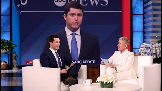 Pete Buttigieg Answers Tough Questions in 'Candidly Candid Candidate'