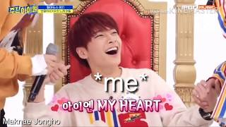 kim seungmin being amazing for almost six minutes