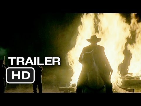 The Lone Ranger Official Trailer #4 (2013) - Johnny Depp, Armie Hammer Movie HD