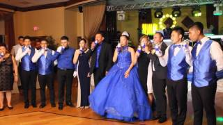 Lizet's Sweet 16 | Vivid Space NYC | NYC's Quinceaneras