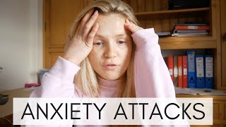 10+ YEARS Of Panic Attacks... Anxiety Disorder: My Story