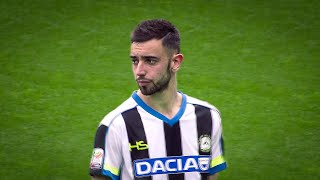 Bruno Fernandes ● Greatest Match at Udinese
