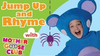 Jump Up and Rhyme - Preschool Songs With Mother Goose Club - YouTube