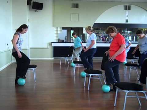 seated seniors exercise class clip hockley essex  youtube