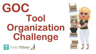 Tool Organization Challenge with Totally-Tiffany