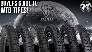 WTB Mountain Bike Tires: All You Need To Know