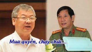 Đồng Nai – Giám đốc C A Huỳnh Tiến Mạnh đã mua 'ghế' như thế nào ?