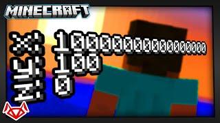 Minecraft's 2,147,483,647 Limit Is BROKEN?!