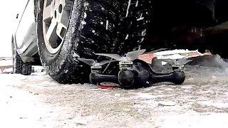 Üzerinden Araç Geçince Kırılmayan Drone İcat Edildi