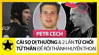 Petr Cech – Chiếc Xương Sọ Dị Thường Và 2 Lần Từ Chối Tử Thần Để Rồi Trở Thành Huyền Thoại