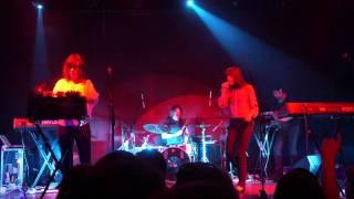 Ladytron - International Dateline (live 13.05.2011 @ Kosmonavt)
