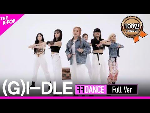 (G)I-DLE, ㅋㅋ DANCE(KK DANCE) Full Version [THE SHOW 190716]