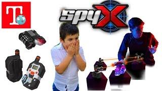 Spy Kid Laser /Spy X Lazer Trap Alarm (10278)