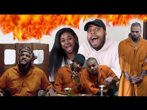 Joyner Lucas & Chris Brown - I Don't Die (Music Video) 🔥🔥| REACTION!!!!!
