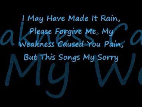 Everytime - Britney Spears - With Lyrics