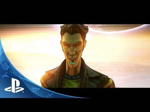 Borderlands: The Pre-Sequel Trailer