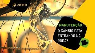 Bikers Rio Pardo | Vídeos | Regulando o câmbio da bike para ele não entrar na roda