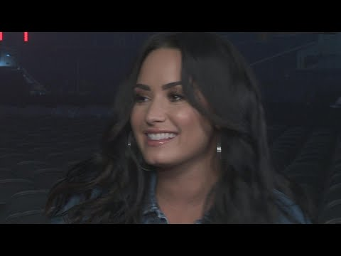 Demi Lovato Jokes She's Giving Tour Staff a 'Free Show' With All the Costume Changes (Exclusive)