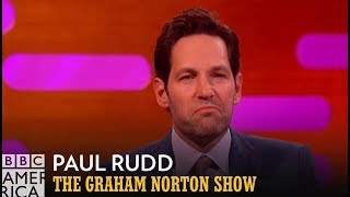 Paul Rudd's Absolutely Awful Double Date | The Graham Norton Show | BBC America