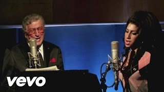 In The Studio with Tony Bennett & Amy Winehouse (from Duets II: The Great Performances)