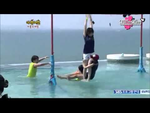 HyunA-JinWoon in king of idol