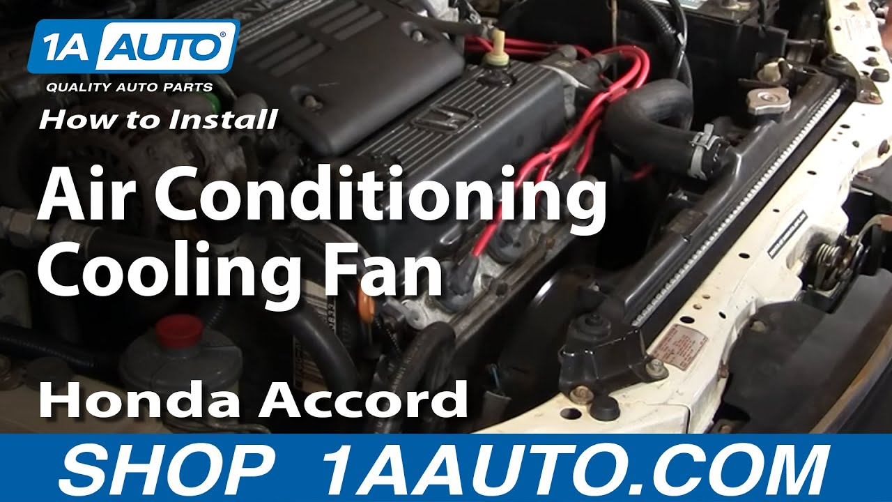 How To Install Replace Air Conditioning Condenser Cooling