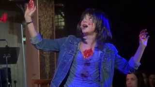 Sarah Hyland Knockin' On Heaven's Door 10.30.14