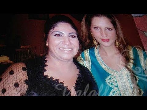 شاهد فنانة مغربية تتحدث لأول مرة عن كواليس لقائها مع هذه الأميرة