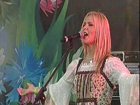 Пелагея - Степь (Казак лихой) (НАШЕствие 2009)